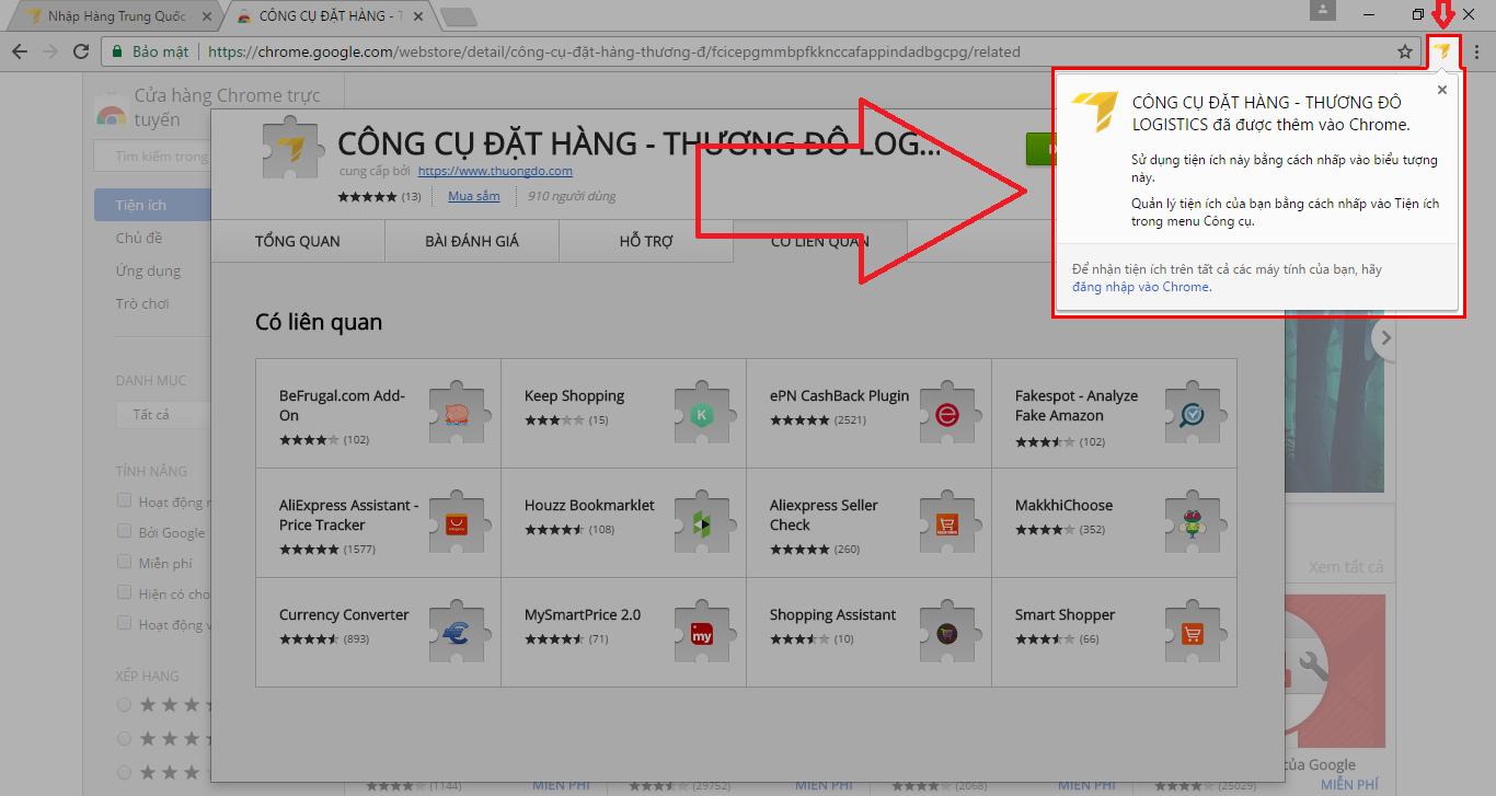 Hướng dẫn tìm hàng Trung Quốc