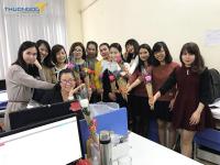 Công ty cổ phần Quốc Tế Thương Đô tổ chức chương trình kỉ niệm ngày quốc tế phụ nữ 8-3 cho chị em nhân viên công ty