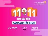 Cách mua hàng Quảng Châu săn sale trên Taobao thành công 100%