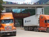 Cửa khẩu Bắc Phong Sinh thông quan trở lại