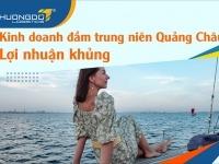"""Kinh doanh đầm trung niên hàng Quảng Châu """"Lợi Nhuận Khủng"""""""