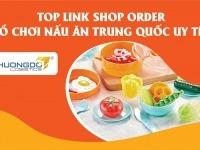Link shop order đồ chơi nấu ăn Trung Quốc uy tín