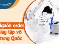 Mua giày tập võ Trung Quốc - Giày Taekwondo Boxing võ Cổ Truyền