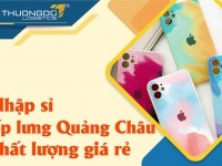 Nhập sỉ nguồn hàng ốp lưng điện thoại Quảng Châu chất lượng giá rẻ