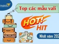 "Order vali Taobao với 7 mẫu vali ""HOT"" ""HIT"" nhất năm 2021"