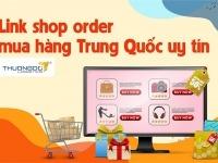 99+ Link shop order mua hàng Trung Quốc uy tín [Update 07/21]