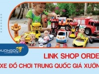 Nhập hàng xe đồ chơi Trung Quốc giá gốc tận xưởng