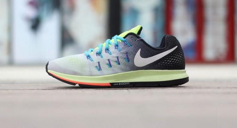 Mẫu giày Nike Zoom Pegasus được thiết kế cho các vận động viên chạy bộ