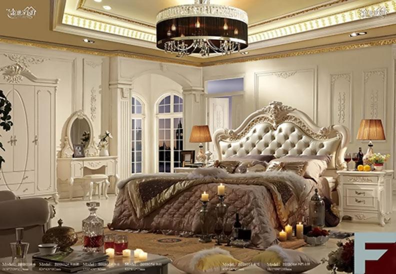 nội thất phòng ngủ quảng châu