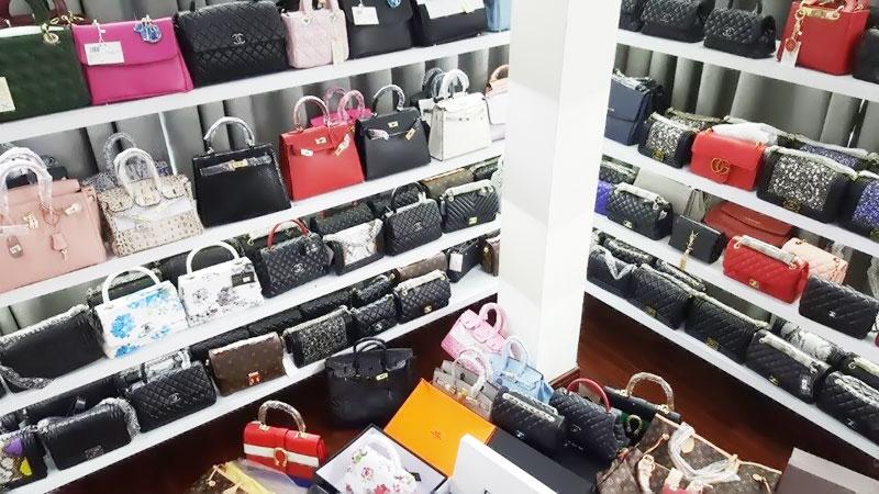 Tìm nguồn mua túi xách trên taobao Quảng Châu
