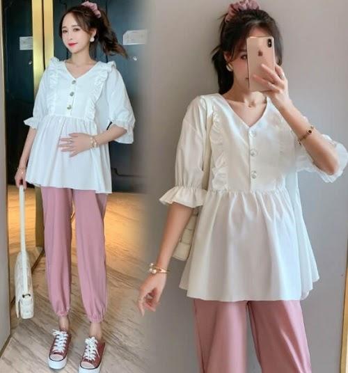 Thiết kế đồ bộ theo phong cách Hàn Quốc năng dộng, trẻ trung
